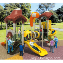 High Quality Commercial Kids Playground Equipment (YQL-3201A)