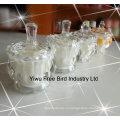 Роскошная ароматическая стеклянная свечка Опарника с сочетается изысканный Крышка