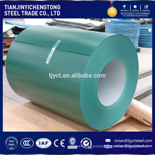 factory price color coated steel coil / color coated steel sheet / galvanized steel sheet