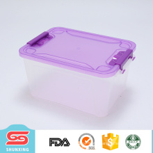 Home organization clear fresh pp plastic food storage box with best price