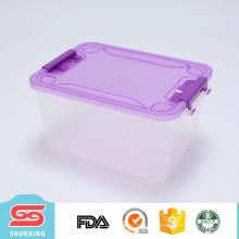 Домашняя организация четкой свежие PP пластичная коробка хранения еды с самым лучшим ценой