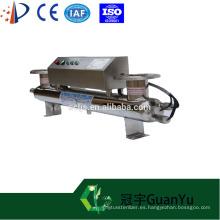 Esterilizador UV de acero inoxidable sistema de filtración de agua filtro de piscina más vendido