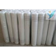 5 * 5 145G / M2 fibra de vidro Mesh para parede