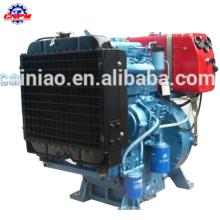 Ricardo boa qualidade 2 motor diesel de cilindro duplo à venda