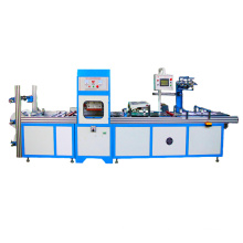 Automatic soft PVC bag welding machine