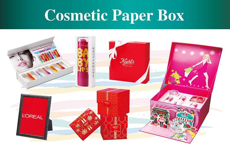 Cai001 2 Hot Sell Custome Corner Paper Box with Folding