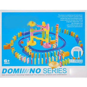 Domino Principle Play Juego Educativo Juguete