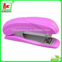 Фабричный оптовый офисный и школьный модный пластиковый степлер, поставщик фарфора (HS560-30)