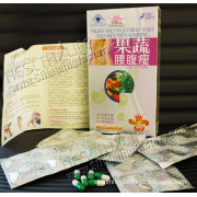 Fruit & Vegetable Slimming Waist and Abdomen Slimming Capsule