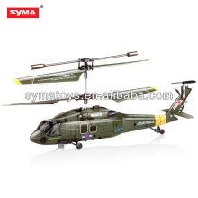 SYMA S102G IR con helicóptero giro mini rc