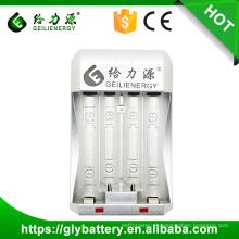 Alibaba China GLE-809 Bateria Recarregável AA AAA Carregador