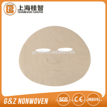 New products Rose fiber facial mask sheet