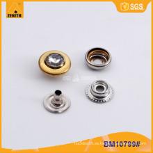 Rhinestone botón de presión para la ropa BM10799