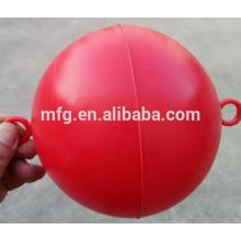 Bola de flotador de plástico