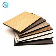 Qinge cheap block board with hpl high quality laminated wood block board good price block board 18mm