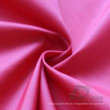 Water & Wind-Resistant Down Jacket Tejido Plaid Jacquard 100% Nylon Tela (N015)
