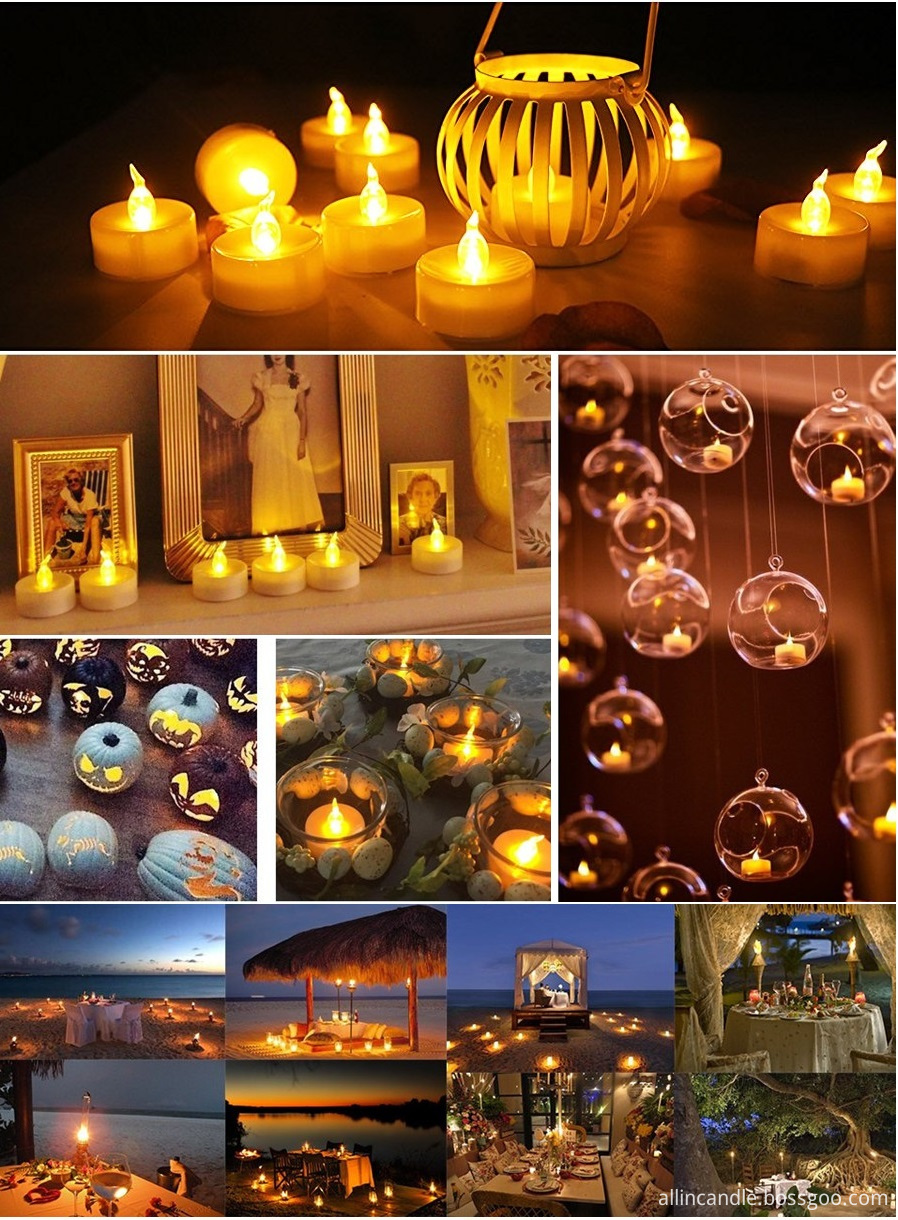 LED tealight candle (3)