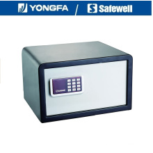 Safewell Hi Panel 230mm Altura ensanchado portátil seguro para el hotel Inicio