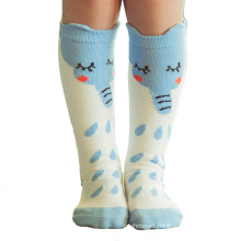 Children Kids Elephant Cotton Knee-High Socks (KA030)