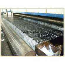Fibra de vidro biaxial adesiva padrão Geogrid de Ce 45-45kn