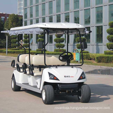 Electric Golf Vehicle Low Speed Vehicle 6 Seater (DG-C6)