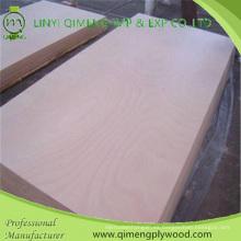 Bbcc madera contrachapada comercial del álamo del grado 15m m con precio barato