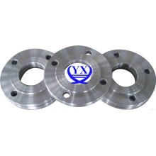Carbon steel ansi b16.5 slip on pipe flanges