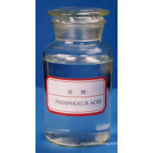 High Quality Food Grade Phosphoric Acid (H3PO4) (MDL: MFCD00011340)