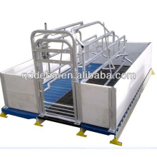 High quality galvanized sow obstetric table