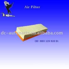 Filtro de ar Auto Enginer 6K0 129 620 B
