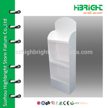High quality cosmetic acrylic display stand