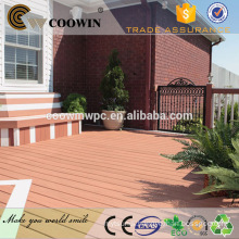 2016 engineered prefab houses decking wpc outdoor