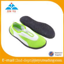 Chaussures pour la peau de natation et de soutien, nouvelles chaussures aqua de plage