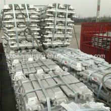 99,7% Lingots d'aluminium
