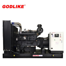 375kVA/300kw Shangchai Engine Open Type Diesel Generator Set