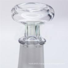 Black Market Glass 18mm Quartz Domeless Nail for Smoking (ES-QZ-004)