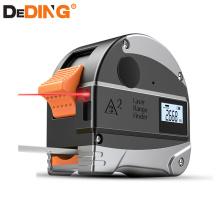 40m Entfernungsmesser Digitalanzeige Laserbandmaß