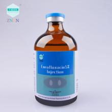 ZNSN Enrofloxacina 2.5% 5% 10% solución