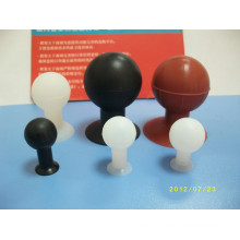 Custom Eco-Friendly Silicone Rubber Bulb Sucker