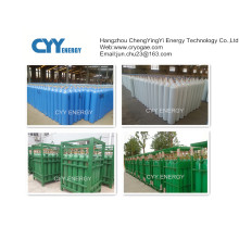 Hochdruck-Sauerstoff-Argon-Stickstoff-Kohlendioxid-Gas-Zylinder-Rack
