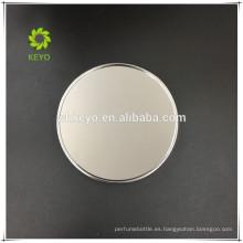 Espejo compacto de maquillaje cóncavo redondo 15x magnético portátil