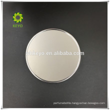 Portable 15x magnifying round concave makeup compact mirror