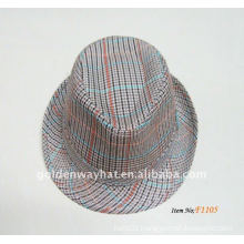 2014 Mens Cheap Fashion Panama Hats cotton fedora hats for sale