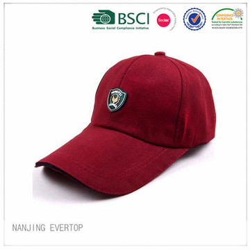 High Quality 100 Cotton Sports Cap