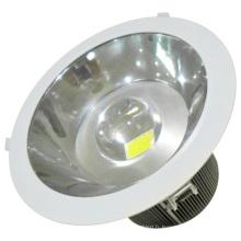 COB 50W Downlight 2800-7000k pour une utilisation en intérieur