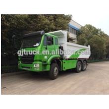 6x4 Environmental Sinotruk Haohan dump truck / Haohan tipper truck / Haohan dumper / Haohan self loading truck / Dumping truck