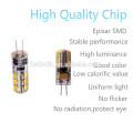 Hochwertige AC10 -30V G4 LED Glühbirnen, CE ROHS LED Glühbirnen Made in China