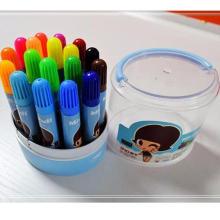 Wasserfarbenpinsel Korrekturstift setzt Erwachsenen