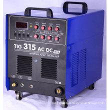 Inverter DC MMA / máquina de soldadura TIG TIG315PAC / DC