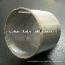 broca hueca de diamante electrochapada